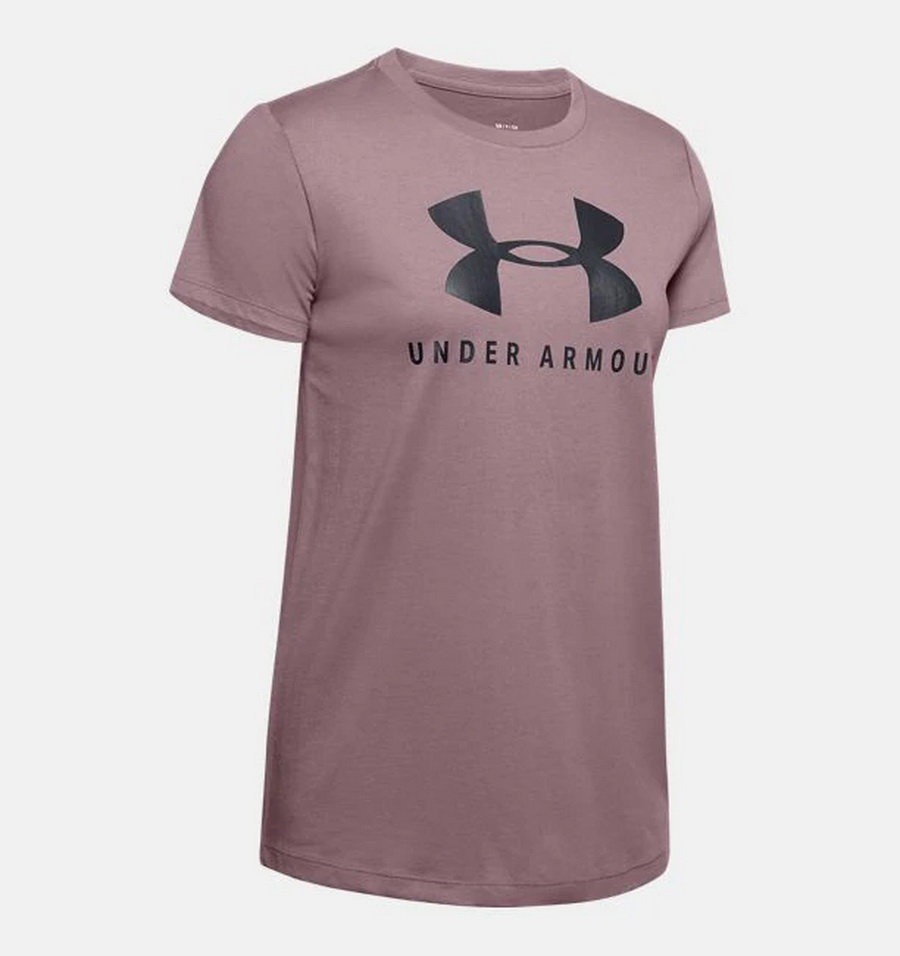 Футболка Under Armour GRAPHIC SPORTSTYLE CLASSIC CREW 1346844-662 в Москве