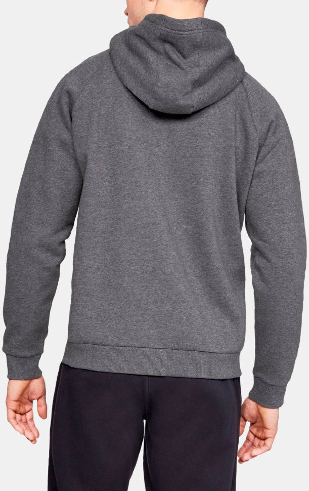 Толстовка Under Armour Rival Fleece Full Zip Hooded 1320737-020 в Москве