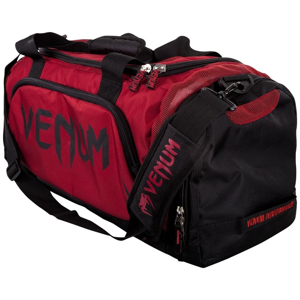 Сумка Venum Trainer Lite Sport Bag - Red 100041 в Москве