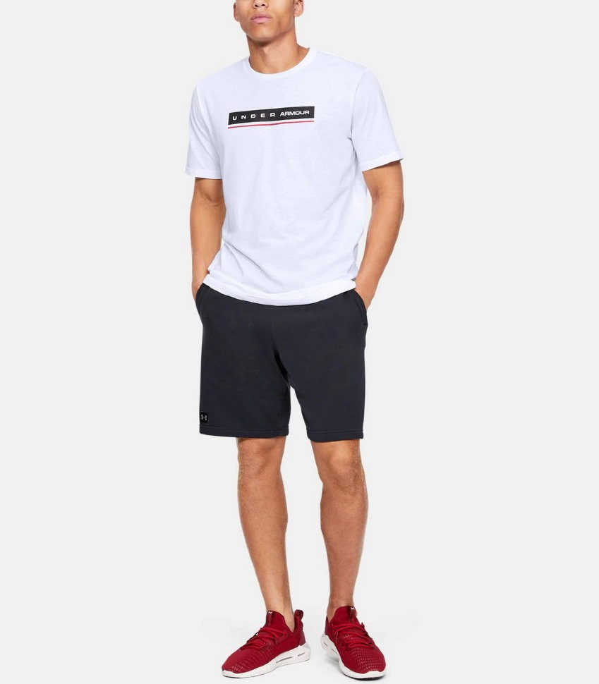 Футболка Under Armour UA REFLECTION SS 1351620-100 в Москве