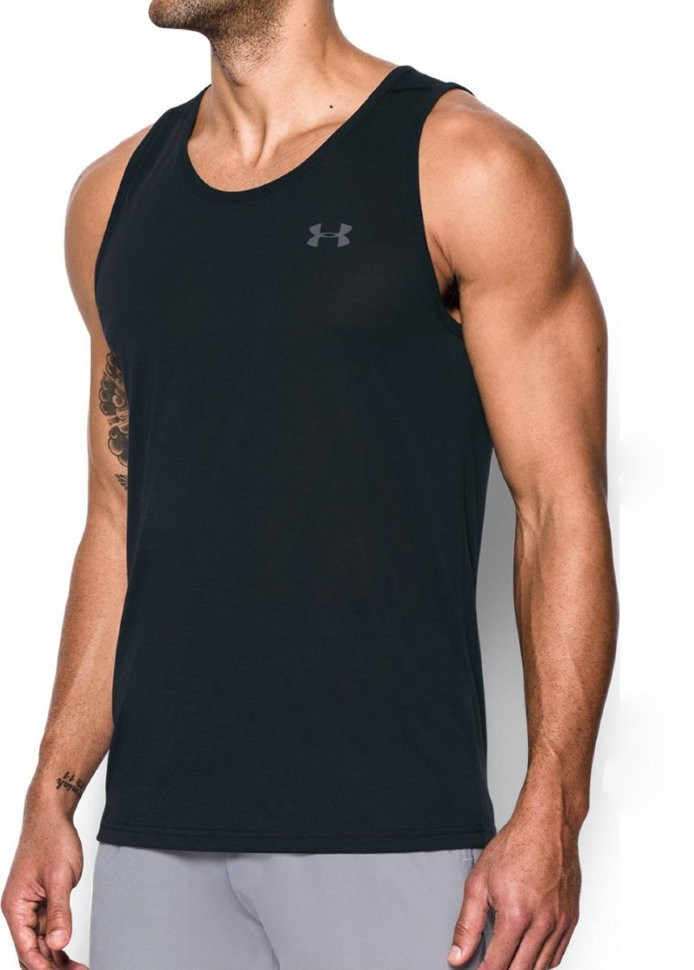Майка Under Armour UA THREADBORNE TANK 1289616-001 в Москве