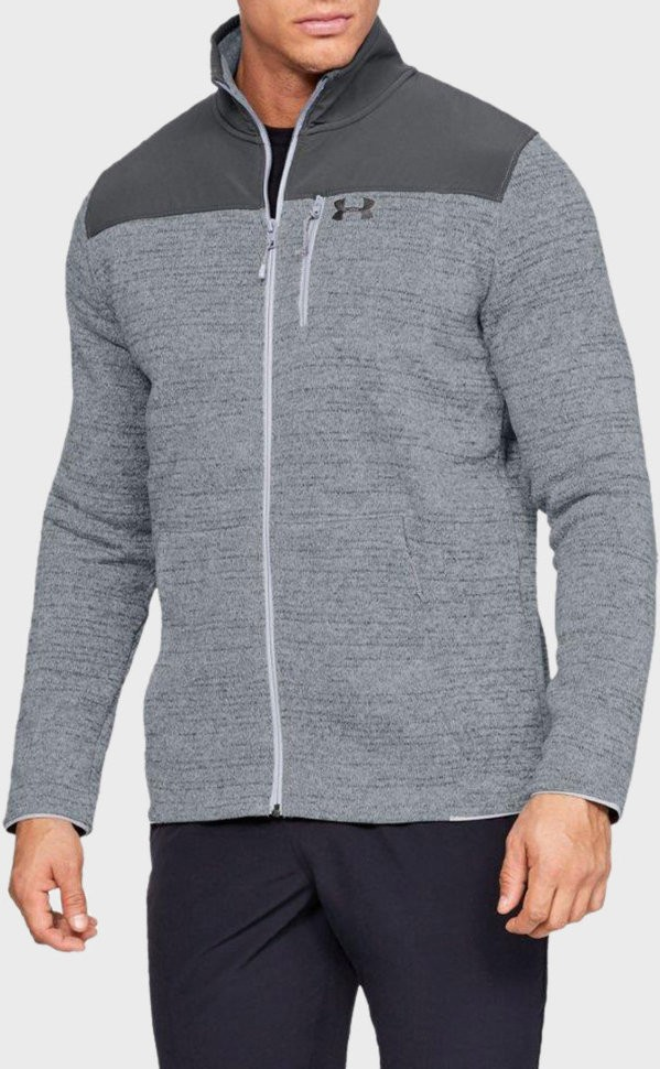 Джемпер Under Armour Specialist 2.0 Fleece Full Zip 1316264-035 в Москве